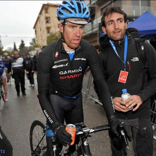 castellicycling:  Tyler Farrar after a brutal finish at Ruta del Sol. @ride_argyle @cervelocycles