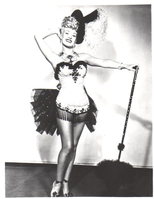 cosmosonic:  Betty Grable