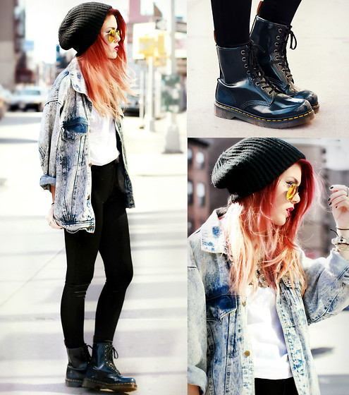 DOCS & DENIM (by Lua P)