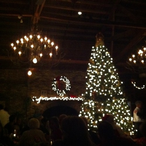 Merry Christmas!!! (at Bennie's Red Barn)