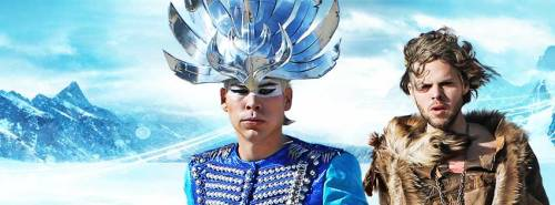 only-lovelovelove:  Empire of the Sun are backk! holy crap im so excited