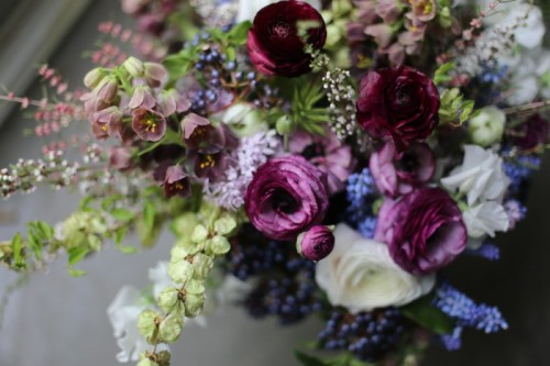 (via Still processing @ Floret Flower Farm)