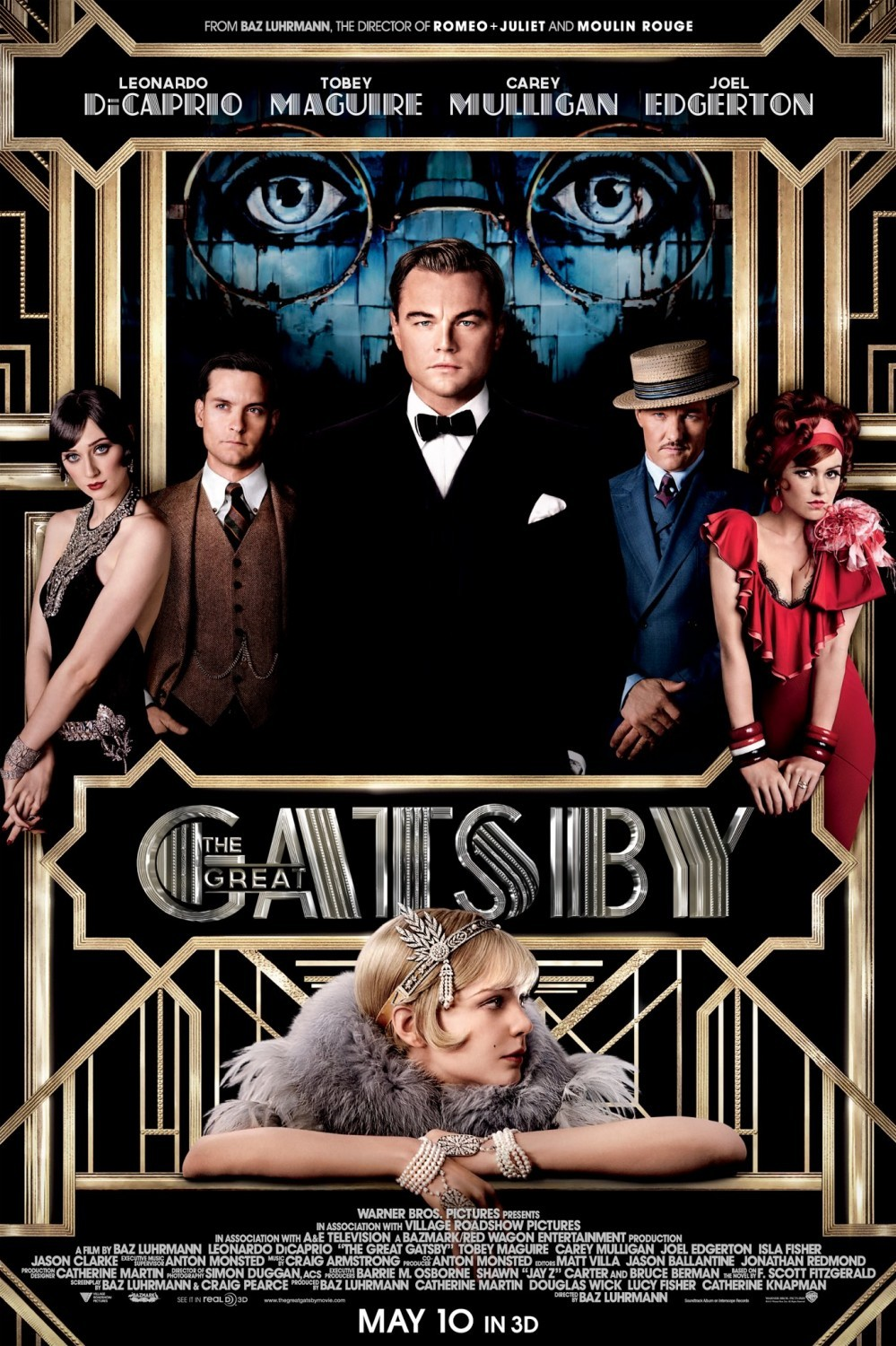 fuckyeahmovieposters:  The Great Gatsby Submitted by cinemanu