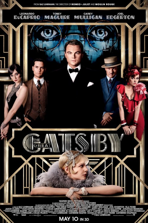 hellogiggles:  Today on HelloGiggles.com we're talking about The Great Gatsby. We're excited, are you?