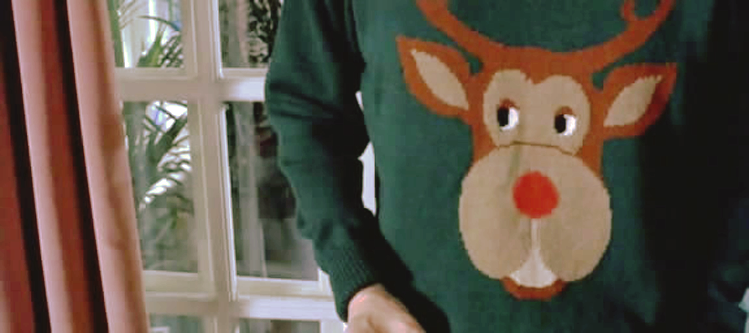 """…No, I very much like you. Just as you are."" This movie. And that sweater. Just I can't"
