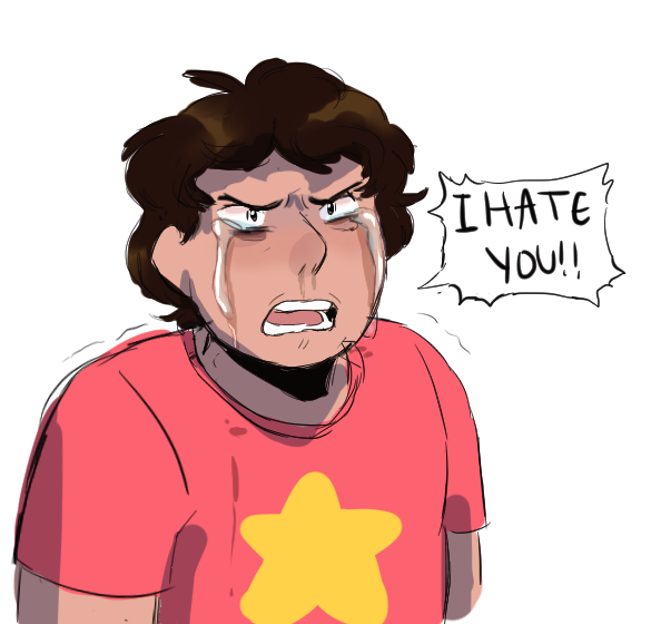 first post on art blog whew.. as much as i love su and its concept i wish they wouldve shown steven acting more like an actual teenager. he handles things in a very adult way at times, which is fine,...