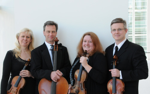 Rhapsodie Quartet's free recital is this Wednesday. Catch them before they escape to Germany! http://www.madisonsymphony.org/rhapsodie