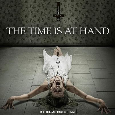 The Last Exorcism Part II, NOW PLAYING!!Tickets & Showtimes: http://bit.ly/XLIgES