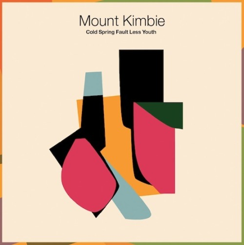 "Really love the artwork of new Mount Kimbie album, to be released on May 28th via Warp Records. By the way, the London duo just dropped a first single called ""Made to Stray"", featuring vocals by Maker and Kai Campos."