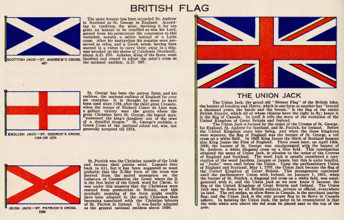 djgagnon:  Union Flag from: For Freedom and the Right - The Allies; The Montreal Daily Star - Family Herald and Weekly Star (insert); 1918.