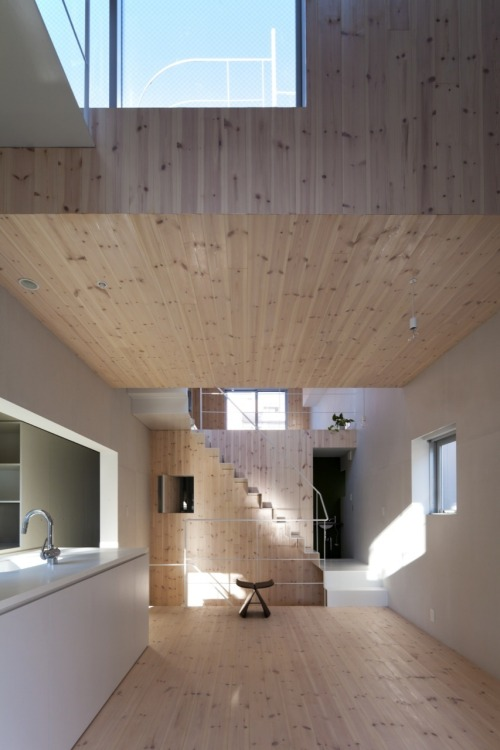 climber's house ~ komada architects' office