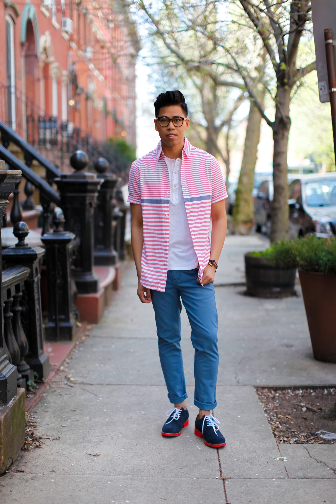 Men's Nautical-Inspired Spring/Summer Fashion Sail Away - See the full post HERE FACEBOOK | TWITTER | BLOGLOVIN | PINTEREST | LOOKBOOK