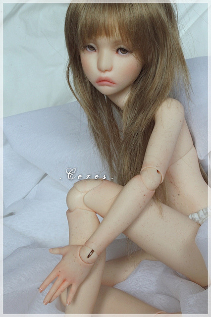 clouetvis:  Anastasia (Manon Cerisedolls hybrid) by Ceres ♥ on Flickr.