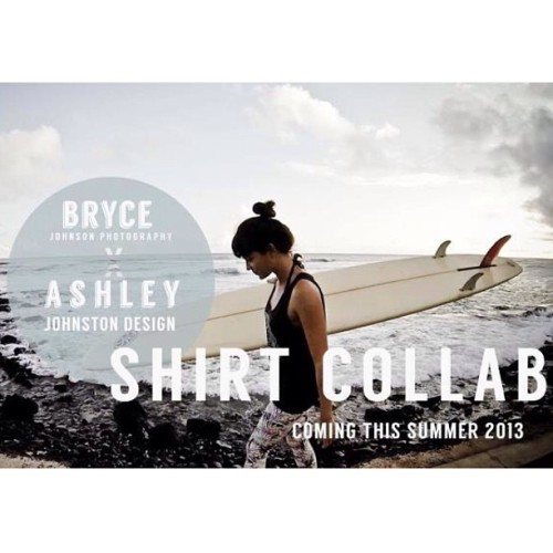 Finally!!! My favorite photographer @brycejohnson and I teaming up for a shirt collab! Releasing at our opening in June! Don't miss it!  #bryceXash #collab #shoots  (at The Coop )