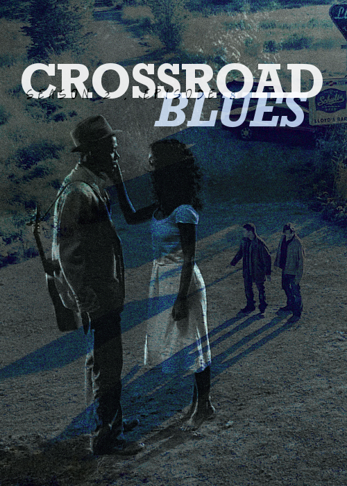 SPN episode poster: 2.07 Crossroad Blues