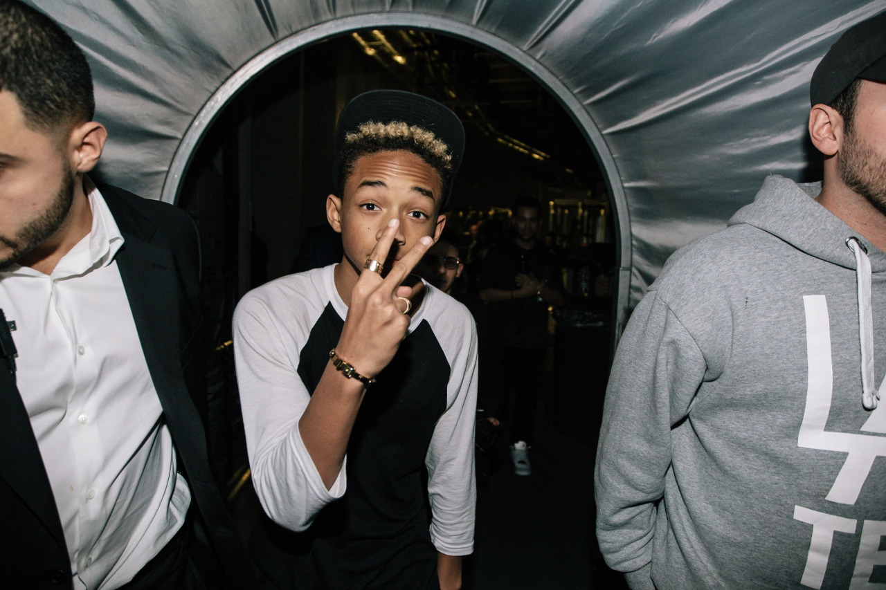Jaden Smith (by Mike Lerner)