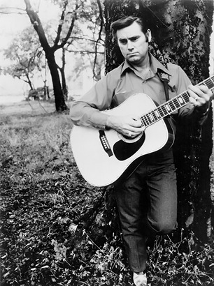 "rollingstone:  George Jones, known as ""the greatest voice in country music,"" died today at a Nashville Hospital. He was 81 years old.  RIP George Jones."