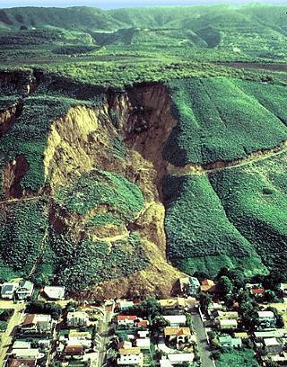 "Climate change will mean more landslides, experts warn ""Nearly 100 experts from 14 nations, representing scores of global institutions and governments, gathered at UN University in Tokyo January 18-20 to set international priorities for mitigating human and financial landslide losses and to promote a global network of International Programmes on Landslides.  The meeting marks the first anniversary of the landmark UN World Conference on Disaster Reduction in Kobe, Japan. Asia suffered 220 landslides in the past century - by far the most of any world region - but those in North, Central and South America have caused the most deaths and injuries (25,000+) while Europe's are the most expensive causing average damage of almost $23 million per landslide. And experts attending the Tokyo conference warned that climate change-related increases in the number and intensity of typhoons and hurricanes will produce in tandem a rising danger of landslides in future. ""Increasing rainfall intensities and frequencies, coupled with population growth can drastically increase landslide-associated casualties, especially in developing countries, where pressure on land resources often lead to slope cultivation and slope agriculture which are very much prone to landslide disasters,"" according to the International Consortium on Landslides (ICL), United Nations University, Kyoto University and UNESCO scientists organizing the three-day international meeting on landslide prevention and damage mitigation. Climate change may promote landslides in other ways as well. A December landslide that claimed 60 lives in Yemen was blamed on mountain boulders shifting due to changes in temperature. Other landslide inducements include earthquakes, volcanic eruption, poorly planned developments, and mining."" Via United Nations University"