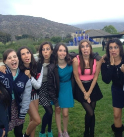 alaracim:  These girls are super duper normal!