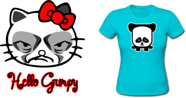 Hello Grumpy    Hello Grumpy di wopo contenente tops    Top$32 - spreadshirt.it  View Post