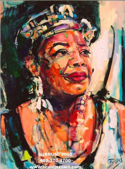 "Cover of Maya Angelou Still I Rise by Maya Angelou You may write me down in historyWith your bitter, twisted lies,You may trod me in the very dirtBut still, like dust, I'll rise.Does my sassiness upset you?Why are you beset with gloom?'Cause I walk like I've got oil wellsPumping in my living room.Just like moons and like suns,With the certainty of tides,Just like hopes springing high,Still I'll rise.Did you want to see me broken?Bowed head and lowered eyes?Shoulders falling down like teardrops.Weakened by my soulful cries.Does my haughtiness offend you?Don't you take it awful hard'Cause I laugh like I've got gold minesDiggin' in my own back yard.You may shoot me with your words,You may cut me with your eyes,You may kill me with your hatefulness,But still, like air, I'll rise.Does my sexiness upset you?Does it come as a surpriseThat I dance like I've got diamondsAt the meeting of my thighs?Out of the huts of history's shameI riseUp from a past that's rooted in painI riseI'm a black ocean, leaping and wide,Welling and swelling I bear in the tide.Leaving behind nights of terror and fearI riseInto a daybreak that's wondrously clearI riseBringing the gifts that my ancestors gave,I am the dream and the hope of the slave.I riseI riseI rise.  Related articles Favorite Poem: ""I Rise"" By Maya Angelou. (dshenai.wordpress.com) An Ineffective Conlcusion (sahmataineking.com) The Rising Tide of Hate in Amerika: A Sign of the Times (moorbey.wordpress.com) 30 Favorite Quotes by Maya Angelou (writingsistersblog.wordpress.com)"