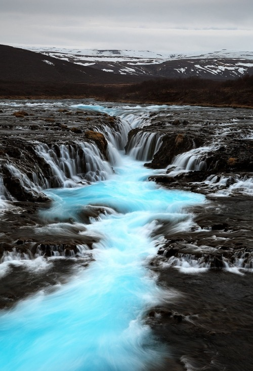 matsvri:  [ ... brúárfoss, Iceland ] ✕ by D-P Photography
