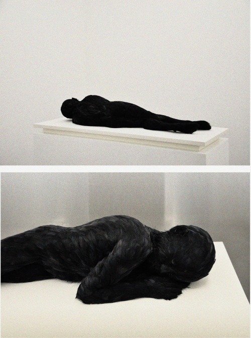 Lucy Glendinning Feather Child 2.