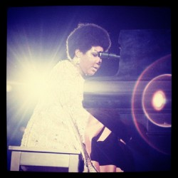 Happy birthday to the Queen of Soul!! by josejamesmusic http://bit.ly/15MSjgM