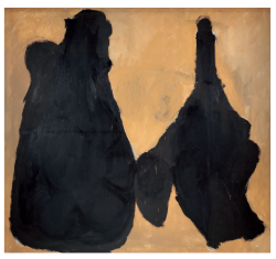 Robert Motherwell 1958 The Wedding