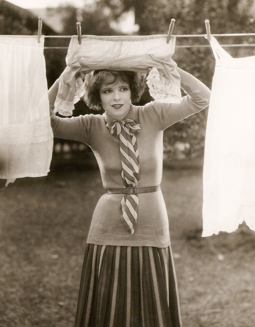 alannahmoore16:  Clara Bow in Wings, 1927.