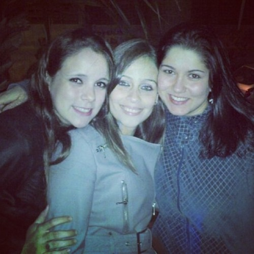 Gatinhas ❤❤❤ #friends #girls #brazil  (em Scotch Pub Cafe)