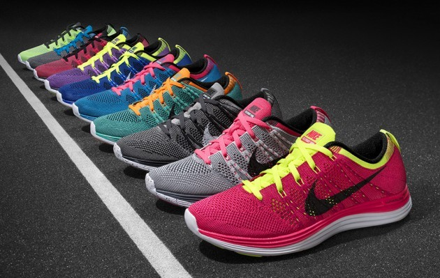Nike Flyknit Lunar1+ released this month! src