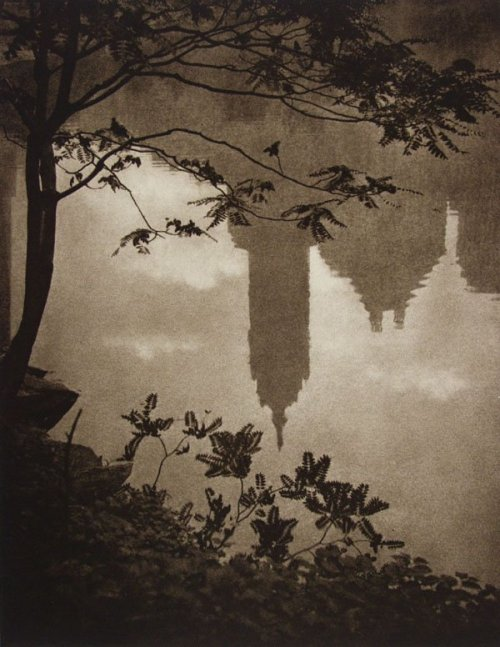 Adolf Fassbender City Symphony, New York. 1937