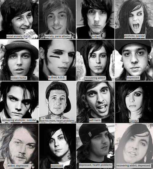 piercing-with-kellin:   morgan-sleeps-with-sirens:  i love this so much and just dont know why.  They've been through what we're going through, and they survived You can too