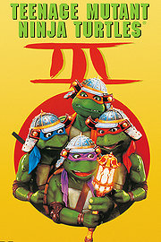 THROWBACK: 20 Years AGO!!!! TMNT III  The last of the live action Teenage Mutant Ninja Turtle movies… not the best but mucho needed as a trilogy    ….Got this from blockbuster alot