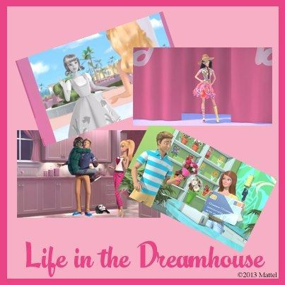 So many laughs with the Life in the Dreamhouse crew! Which was your fave Season 3 moment? http://dolltasti.cc/11SRVAR