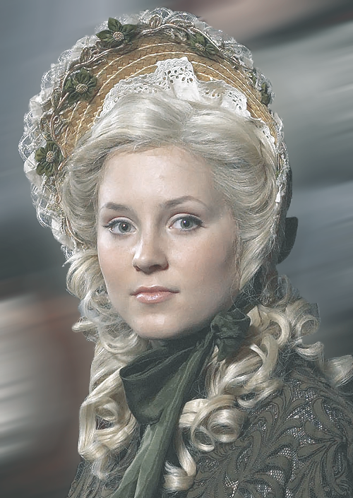 Sarah Nedergård as Cosette