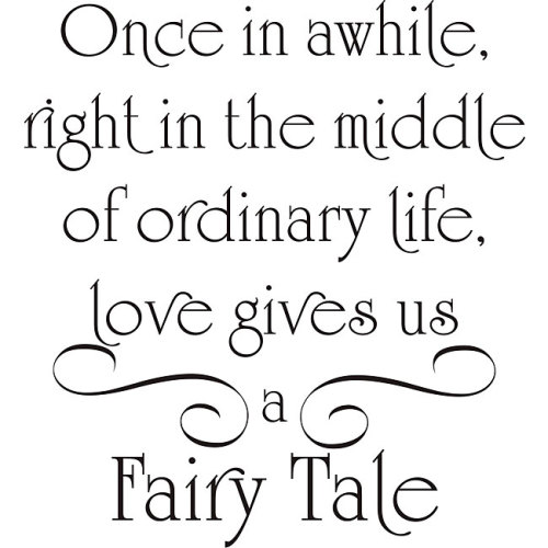 Love gives us a fairy tale  Follow best love quotes for more great quotes!