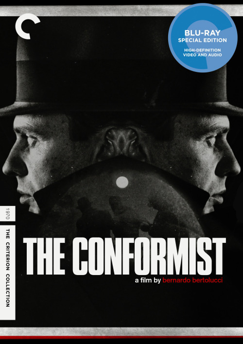 "Criterion Cover for Bertolucci's 1970 Masterpiece ""The Conformist"""
