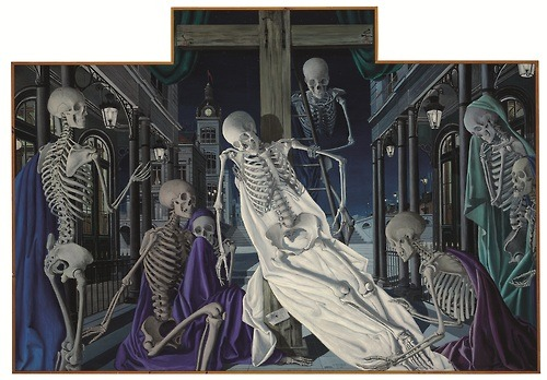 [Picture] Paul Delvaux