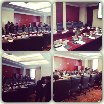 Missile technology control regim meeting with kazakh side. (в Beijing Palace Soluxe)
