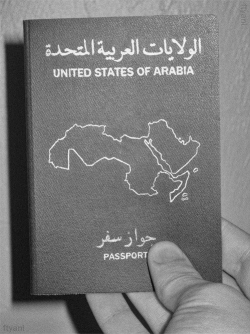 mansaf3ajaj:   turaif:  UNITED STATES OF ARABIA    Oh, how I wish.