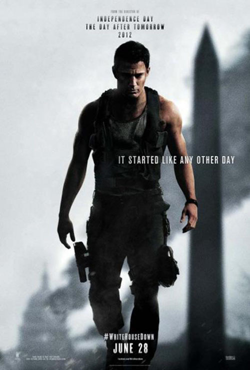 First trailer for White House Down: watch now The first trailer has arrived online from Roland Emmerich's Washington-set disaster movie White House Down, in which the master of mayhem turns his attention to the heart of American politics…