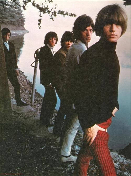 theswinginsixties:  The Rolling Stones