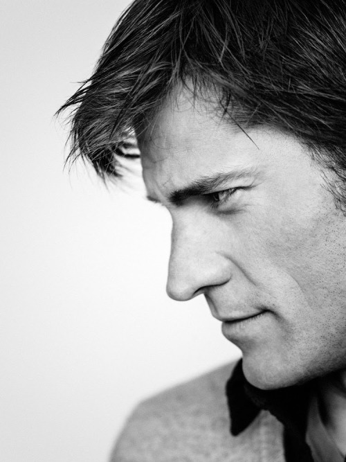 Nikolaj Coster-Waldau photographed by Rainer Hosch