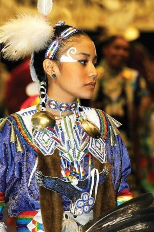Choctaw Jingle Dress Dancer