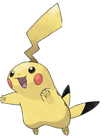 doodleloser:  tst-ske:  thanks /vp/ for this exclusive leak of a new pikachu forme  I DUNNO GUYS, I THINK NEWCHU IS THE BEST OF GEN6.