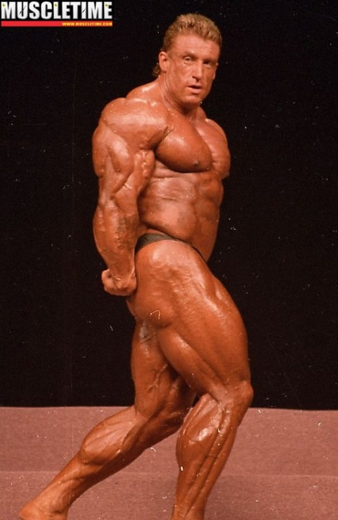 one of my all time favourite bodybuilders, Dorian Yates… A BRIT!