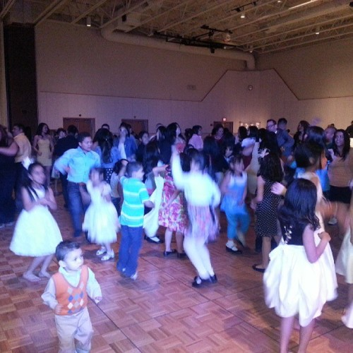 Gangnam Style (at Community Center)