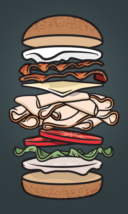 Sometimes my day job means I'm illustrating an exploded view of an Arby's Hot Turkey Roaster.